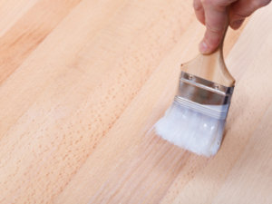 care for woodwork varnishing